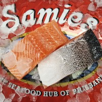 Atlantic Salmon Fillet - (200g)